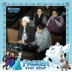 Frozen Ever After at Norway