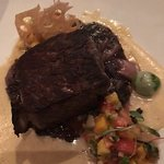 The Wagyu NY strip...get it...you will love it!
