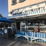 Blue Plate Oysterette Foto