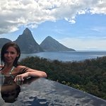 Foto de Jade Mountain Resort