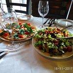 Italian birthday table