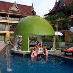 Coconut Pool Bar