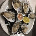 Enjoy Pyefleet Oysters