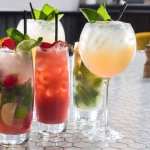 Cocktail offers from Monday to Friday all day