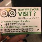 Photo of Domenico's Airport Transfers