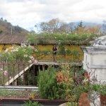 Área de la terraza
