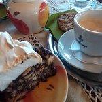 Aszófő - Nagyi kertje teaház - a legendás mákosguba torta