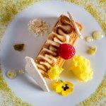 The Velvet Lemon Tart