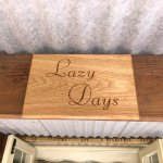 Lazy Day's Shepherds Hut - Little touches