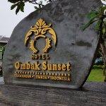 Hotel Ombak Sunset resmi