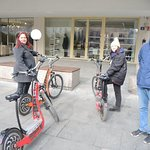 Photo of Prague E-bike tours and E-bike rental
