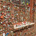 Photo of The Gum Wall