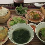 All-in-one meal set: a Vietnamese home menu