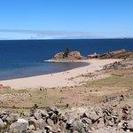 Taquile Island Foto