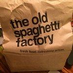 Bilde fra Old Spaghetti Factory
