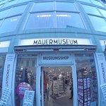 Mauermuseum Checkpoint Charlie - Souvenir Shop