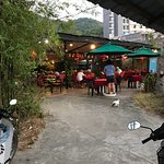 Boat Restaurant Foto
