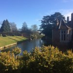 Kentwell Hall Moat View 17 February 2018