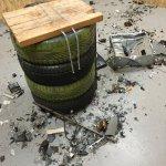 Destruction aftermath :P
