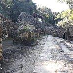 Ruinen von Cobá Foto