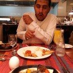 Foto de Al Zahra Restaurant