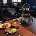 Foto de Clipper Lounge - Mandarin Oriental, Hong Kong