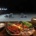 Bawang Merah Beachfront Jimbaran Foto