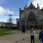 Exeter Cathedral Foto