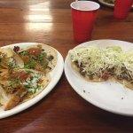 amazing tacos at El Paisa