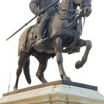 Maharana Pratap & his braveheart horse Chetak