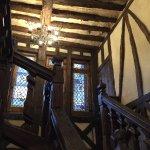 Montée des escaliers