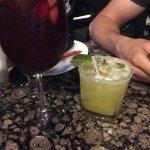Sangría y Bebida con jalapeño