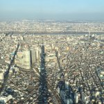 도쿄 스카이 트리의 사진