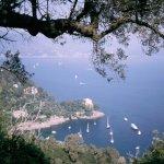 Portofino dall'alto