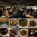Farang and the eight dishes of our tasting menu