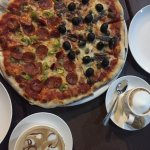 Bilde fra Vesuvio's Pizzeria