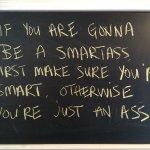 More wisdom
