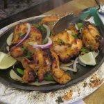 Chicken Bihari Kabab -- delicious