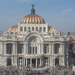 Photo de Palacio de Bellas Artes