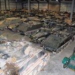 Foto van The Tank Museum