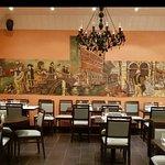 l'intérieur de restaurant