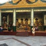 Photo de Pagode Shwedagon