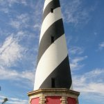 The Cape Hatteras lighthouse is one of North Carolina's most famous attractions.