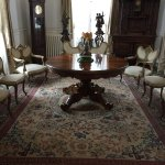 The furniture is kept the same style for more than one hundred years.