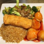best choice chinese food ,largest portions in HRM !