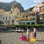 Una playa espectacular !! un Positano : mágico!!
