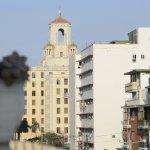 Vista desde el balcon al Hotel Nacional de Cuba