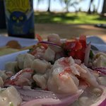 mouth watering ceviche