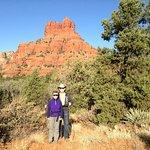 Hiking @ Bell Rock.