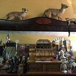 Awesome register & bar....
